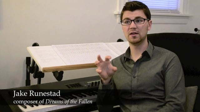 BWW Previews: New York Premiere of Jake Runestad's DREAMS OF THE FALLEN at Carnegie Hall