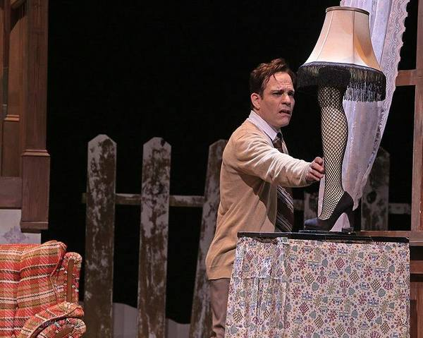 Everybody's favorite leg lamp makes an appearance on the Count Basie stage in Phoenix Productions' November revival of A Christmas Story.