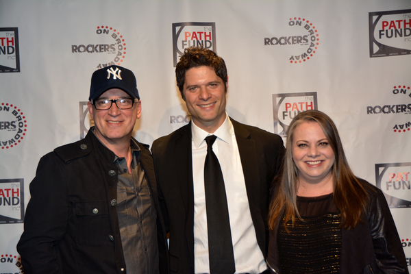 Donnie Kehr, Tom Kitt and Cori Gardner