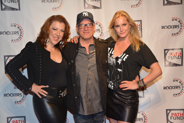 Jen Perry, Donnie Kehr and Ginna Le Vine