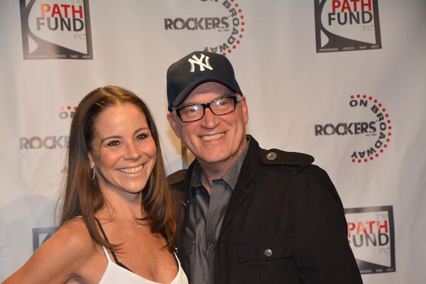Sara Schmidt and Donnie Kehr