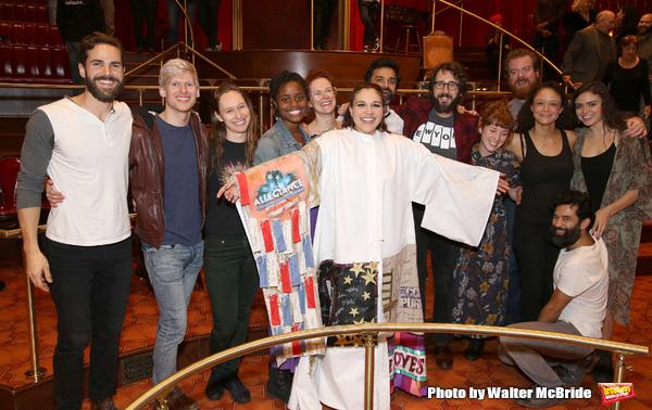 Katrina Yaukey with Nicholas Belton, Lucas Steele, Gelsey Bell, Denee Benton, Grace M Photo