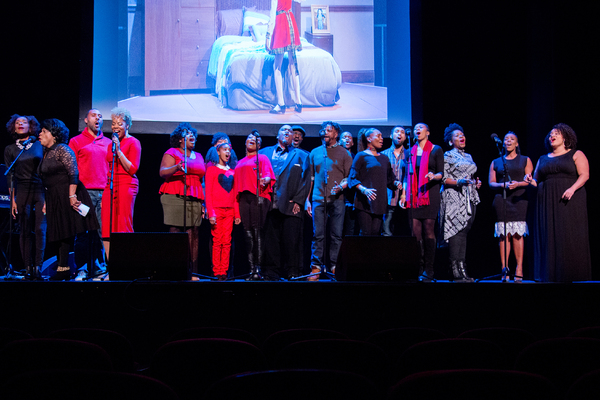 Photo Coverage: The Apollo Launches Holiday Show- THE FIRST NOEL!