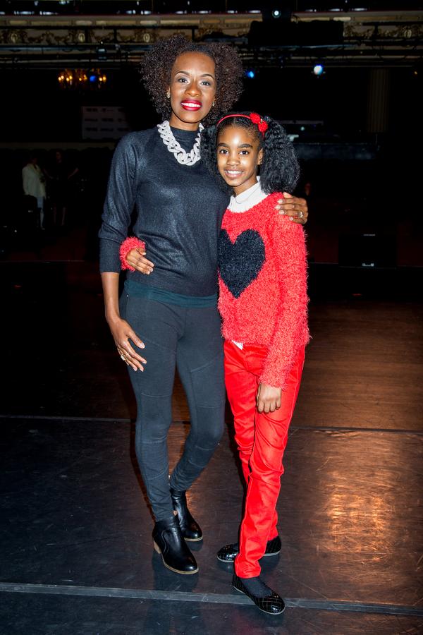 Ashley Ware Jenkins, Zariah Singletary Photo