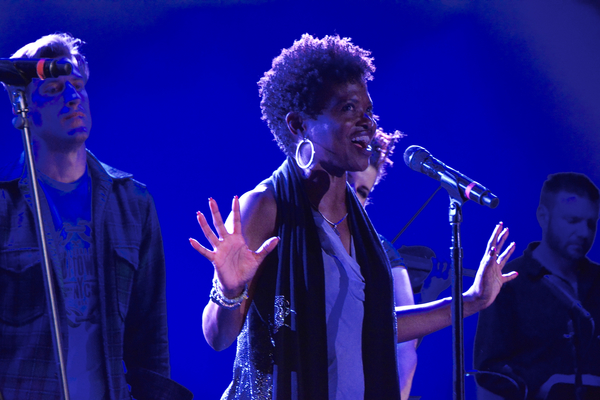 Photo Coverage: ROCKERS ON BROADWAY 2016 Honors Tom Kitt and Lucas Corrubia