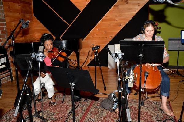 Kelly Hall-Tompkins and Mairi Dorman-Phaneuf