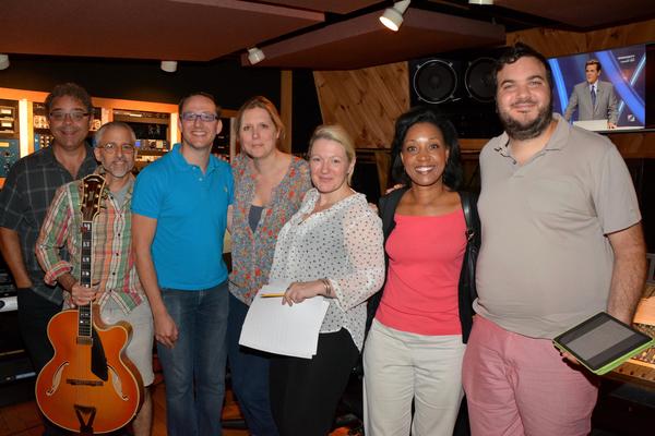 Jim Hershman, John Bell, Maira Dorman-Phaneuf, Lynn Pinto (Producer), Kelly Hall-Tompkins and Oran Elder