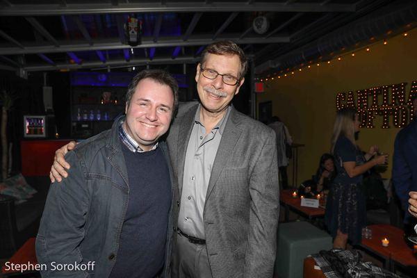 Richard Jordan & Barry Kleinbort