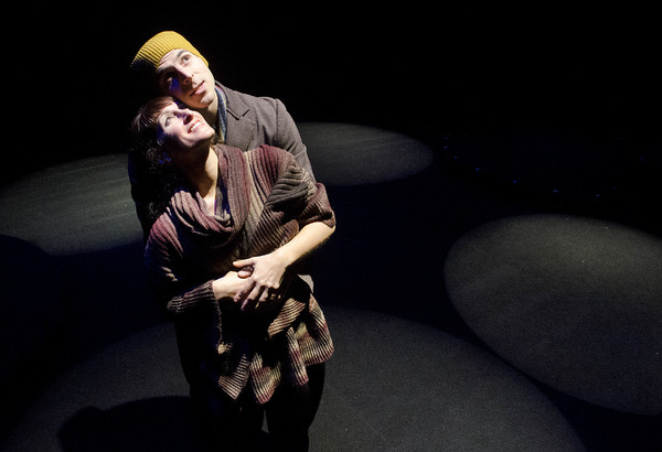 Photo flash first look at prelude to a kiss at 2nd story for Second story theater