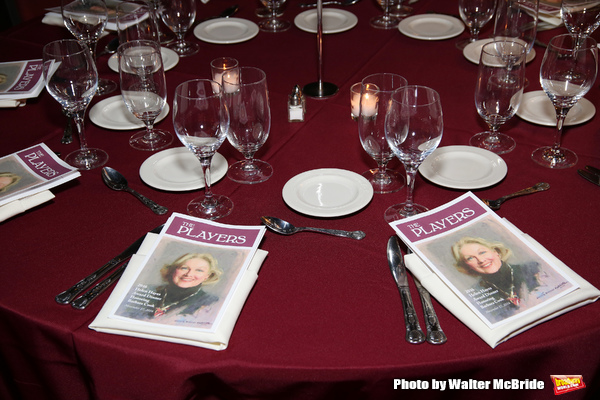 Photo Coverage: The Players Honor Barbara Cook with Helen Hayes Award
