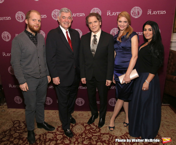 Josh Kight, Arthur Makar, Charles Busch, Shana Farr and Shana Grossman