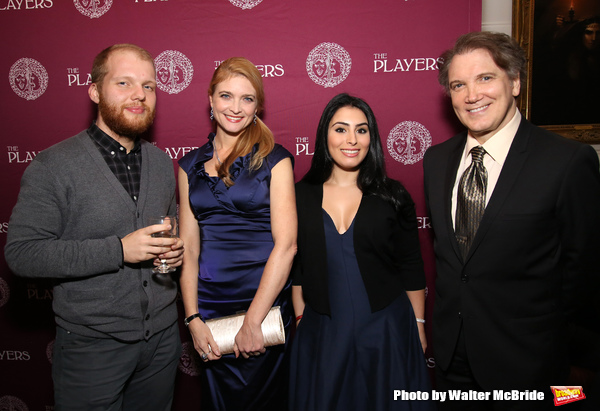 Josh Kight, Shana Farr, Shana Grossman and Charles Busch
