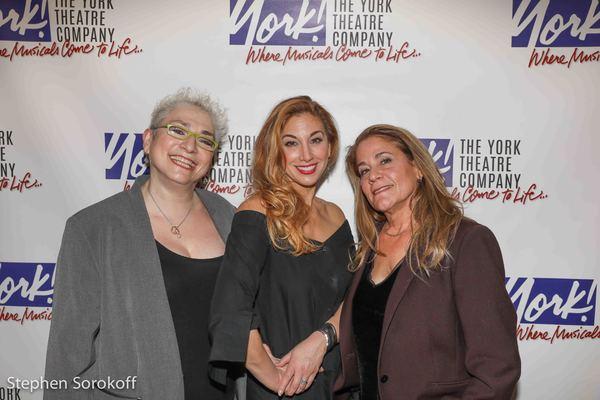 Debra Barsha, Lorin Latarro, Hollye Levin