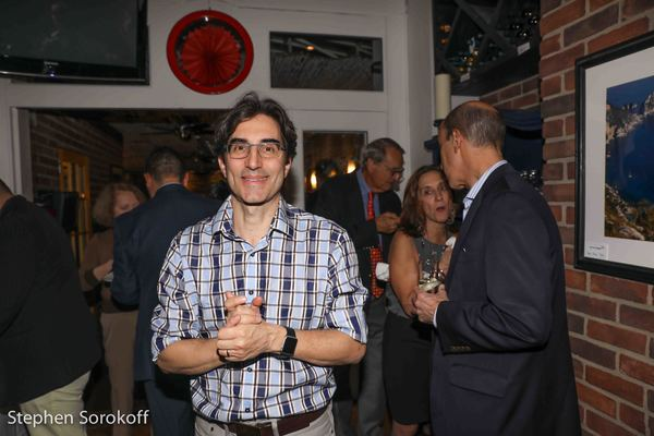 Photo Coverage: York Theatre Company Celebrates Opening of A TASTE OF THINGS TO COME