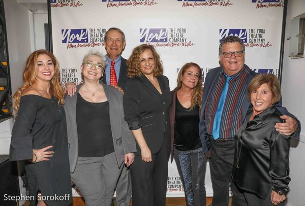 Lorin Latarro, Debra Barsha, David McCoy, Staci Levine, Hollye Levin, James Morgan, R Photo