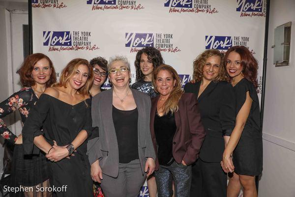 Autumn Hurlbert, Lorin Latarro, Allison Guinn, Debra Barsha, Janat Dacal, Hollye Levin, Staci Levine, Paige Faure