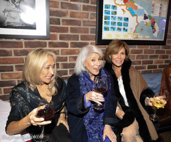 Eda Sorokoff, Jamie deRoy, Kat Murphy Photo