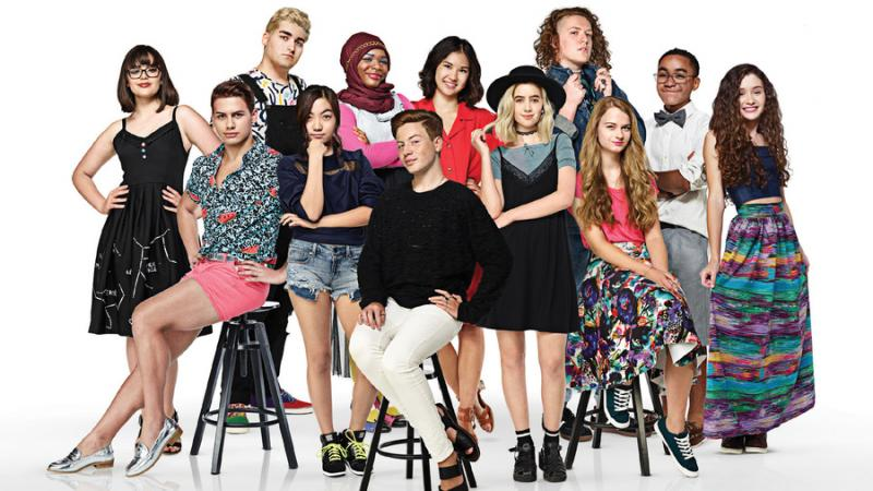 Lifetime Premieres Season Two of PROJECT RUNWAY JUNIOR Tonight