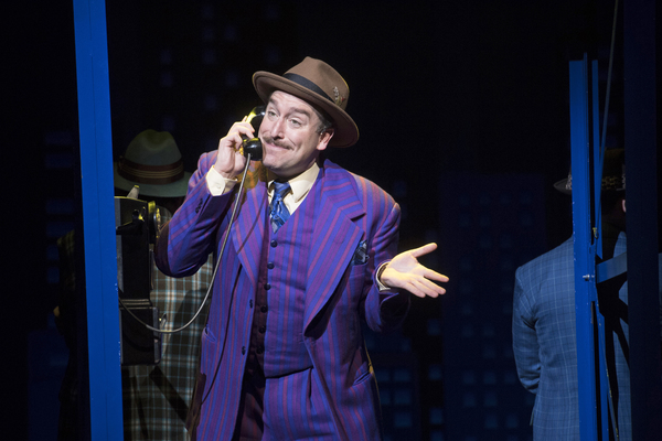 Photo Flash: First Look at Josh Rhodes-Helmed GUYS AND DOLLS at Asolo Rep