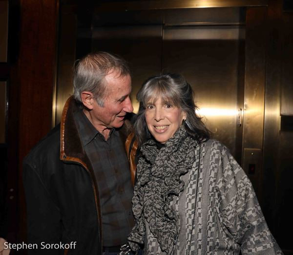 Jim Dale & Julia Schafler
