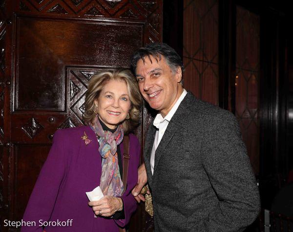 Maria Cooper Janis & Robert Cuccioli