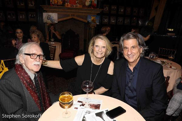 Thomas Meehan, Carolyn Meehan, David Rockwell
