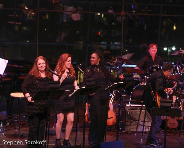 Photo Coverage: Lynda Carter brings LONG-LEGGED WOMEN to Jazz at Lincoln Center