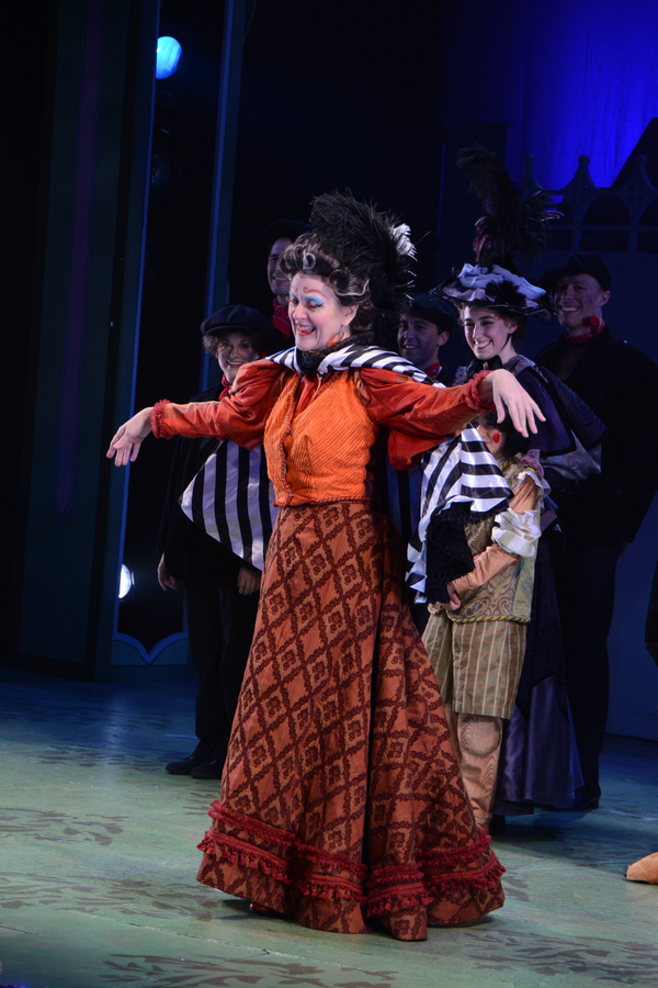 Photos: The Cast of MARY POPPINS at The John W. Engeman Theater Take Opening Night Bows