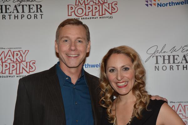 David Schmittou and Liz Pearce