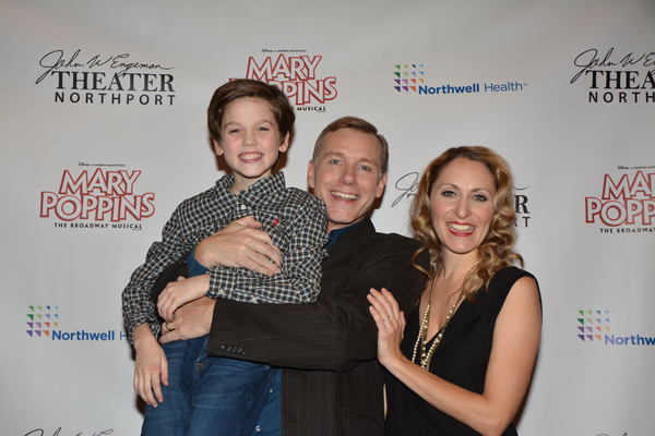 Christopher McKenna, David Schmittou and Liz Pearce