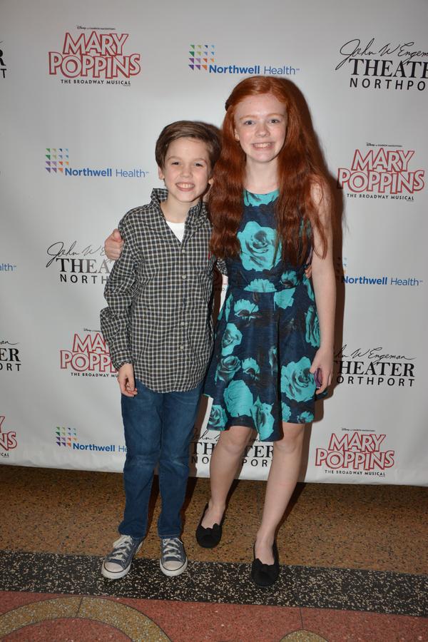 Christoper McKenna and Katherine LaFountain Photo
