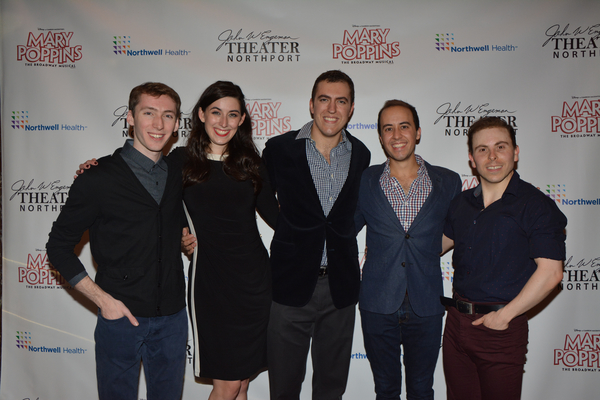 Photo Coverage: The Cast of MARY POPPINS Celebrates Opening Night