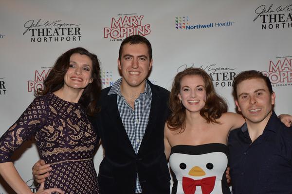 Suzanne Mason, Peter Surace, Becky Grace Kalman and Oren Korenblum