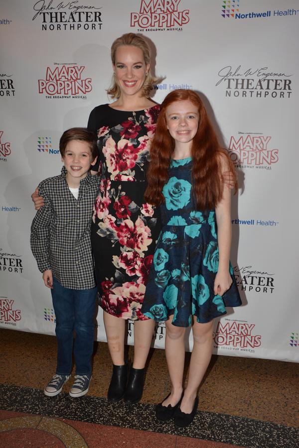 Christopher McKenna, Analisa Leaming and Katherine LaFountain Photo