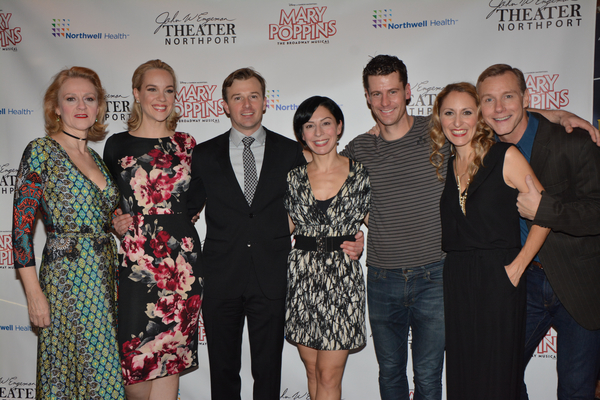 Drew Humphrey joins Jane Blass, Analisa Leaming, Luke Hawkins, David Schmittou and Li Photo