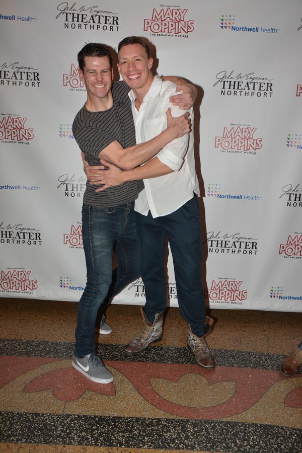 Luke Hawkins and Matthew Baker Photo