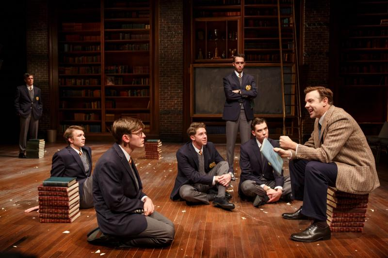 BWW Review: Jason Sudeikis Stars in CSC's Crisp and Engaging Stage Premiere of DEAD POETS SOCIETY