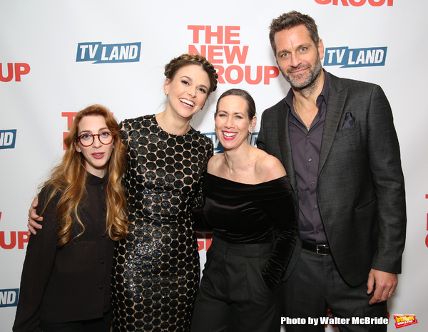 Photo Coverage: Sutton Foster & Company Celebrate Opening Night of SWEET CHARITY!