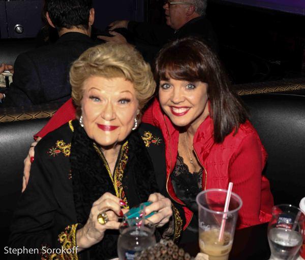 Marilyn Maye & Deborah Lynn Photo