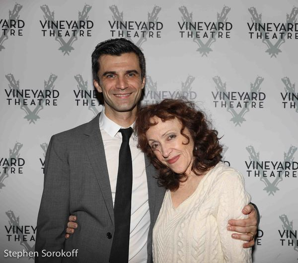Michael Crane & June Gable Photo