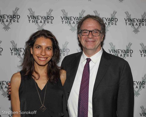 Sarah Stern & Douglas Aibel