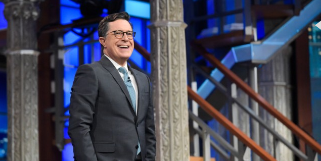 Stephen Colbert to Return as Host of 39th KENNEDY CENTER HONORS