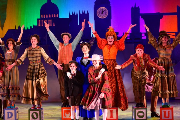 Photo Flash: First Look at Annalisa Leaming and More in MARY POPPINS at the Engeman