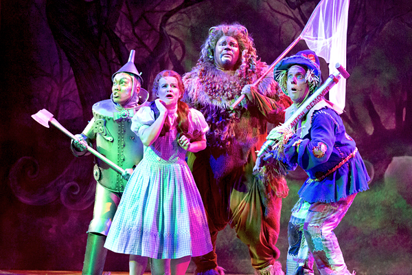 BWW Review: THE WIZARD OF OZ at Walnut Street Theatre