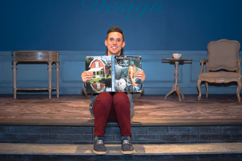 BWW Review: BUYER & CELLAR with Nick Cearley Charms and Delights