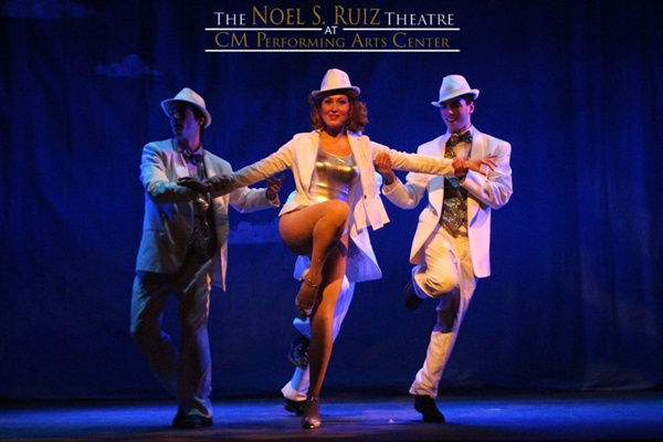 Photo Hightlights from Irving Berlin's White Christmas at The Noel S. Ruiz Theatre!  For Tickets, call 631-218-2810, or visit www.CMPAC.com