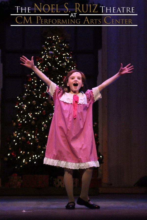Photos: First Look at Irving Berlin's WHITE CHRISTMAS at The Noel S. Ruiz Theatre