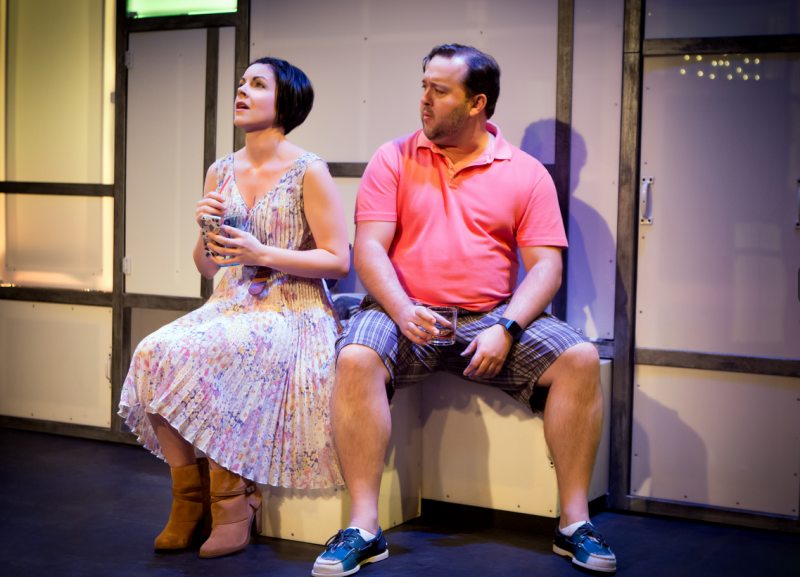 BWW Review: A DOG STORY Captures Hearts and Laughs at The Davenport Theater Loft