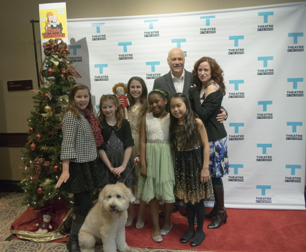 Photos: ANNIE WARBUCKS Celebrates Opening at Theatre at the Center