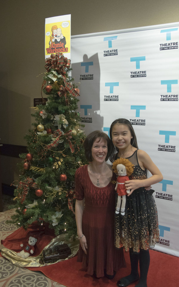 Flash ANNIE WARBUCKS Celebrates Opening at Theatre at the Center